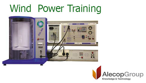 Wind Power Training System
