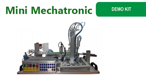 Mini Mechatronic Model : MIM-1620