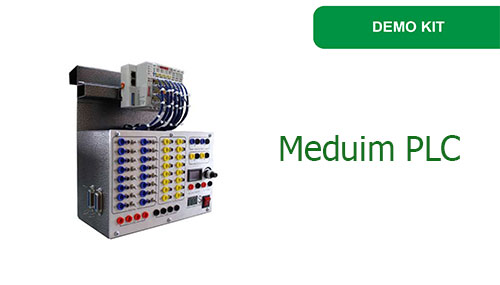 Midium PLC Model : MEP-1616